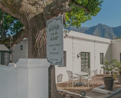 Roosje van de Kaap - Swellendam Accommodation